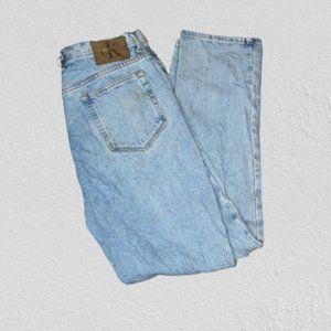 Vintage 1990s Men Calvin Klein Jeans 38x34